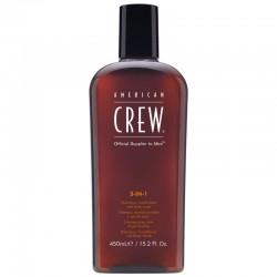 American Crew 3 - 1